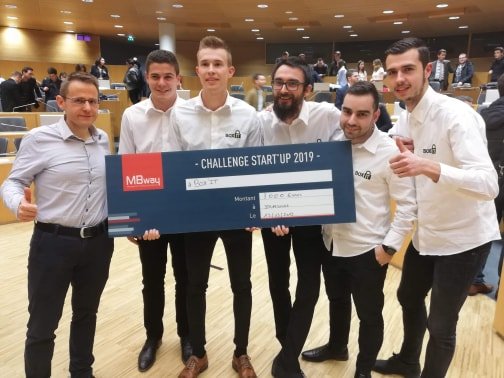 Startup Challenge MBway - Finale nationale 2019